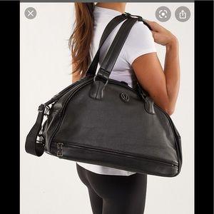 Lululemon Still Groovy Gym Bag